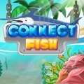 Mahjong Connect Fisch